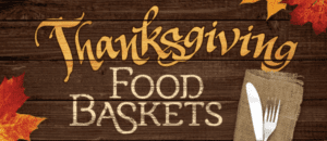 Infirmary Thanksgiving Basket Donations Accepted Nov. 14