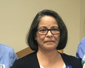 Maria Ervin Recognized as Service Hero in Hot Springs