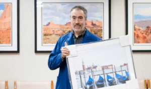 Dr. Brown Hosts Photography Show