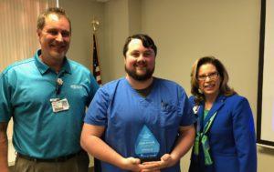 Doyle Shelnut Named Service Hero at North