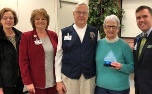 Volunteers Robert and Dorothy Landrum Named Service Heroes in Hot Springs