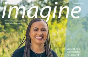 Imagine Magazine – Winter 2018 Issue