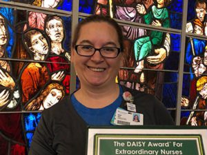 Kim Peek, RN Named Daisy Award Winner in Hot Springs