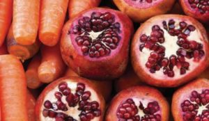January Harvest of the Month – Pomegranate