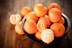 February Harvest of the Month – Tangerines