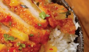 Harvest of the Month Recipe: Sweet and Sour Tangerine Chicken