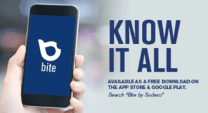 "New App Shares Cafe Menus: ""Bite by Sodexo"""