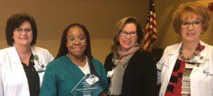 Cassandra Jimerson Named Service Hero at Infirmary