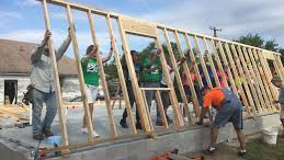 Hot Springs Partners with Habitat for Humanity to Build Home