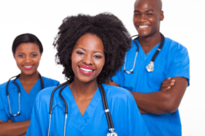 Little Rock Black Nurses Association of Arkansas Hosts Recruiting Event