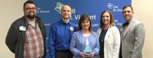 Lana Lambert Named Service Hero in Hot Springs