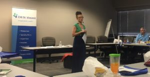 Community Outreach Talks Nutrition Month With Windstream Employees