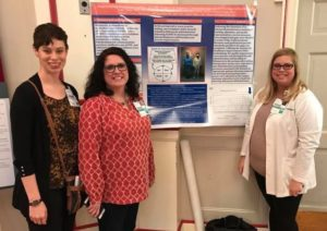 Infirmary Team Presents Evidence-Based Practice Project at Nursing Conference