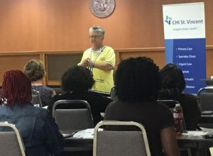 New Outlook Talks Women's Health with Highway & Transportation Employees