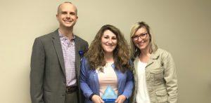 Amber Goodale Named Hot Springs Service Hero