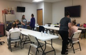 Sports Physicals Provided to Fountain Lake Students