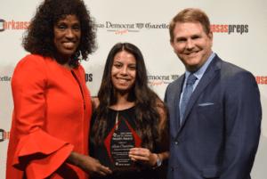 All Arkansas Preps: CHI St. Vincent Health Award